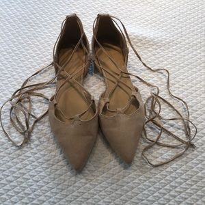 Forever 21 Suede Shoes